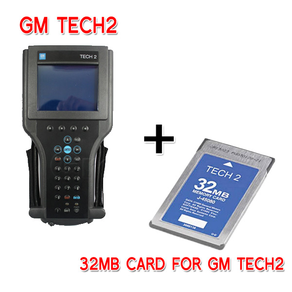 GM TECH2 Plus 32MB Card for GM TECH2