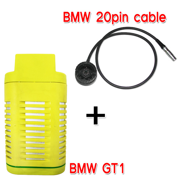 BMW GT1 Plus BMW 20pin Cable
