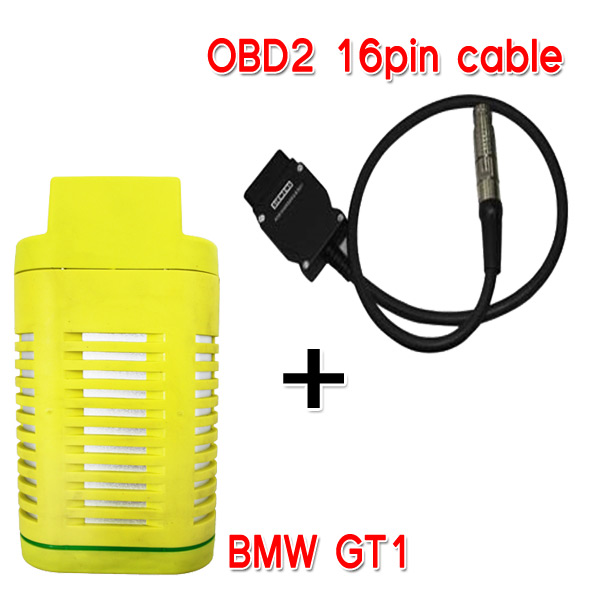 BMW GT1 Plus OBD2 16pin Cable for BMW GT1
