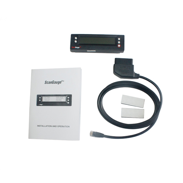 3-IN-ONE OBD2 Scanner