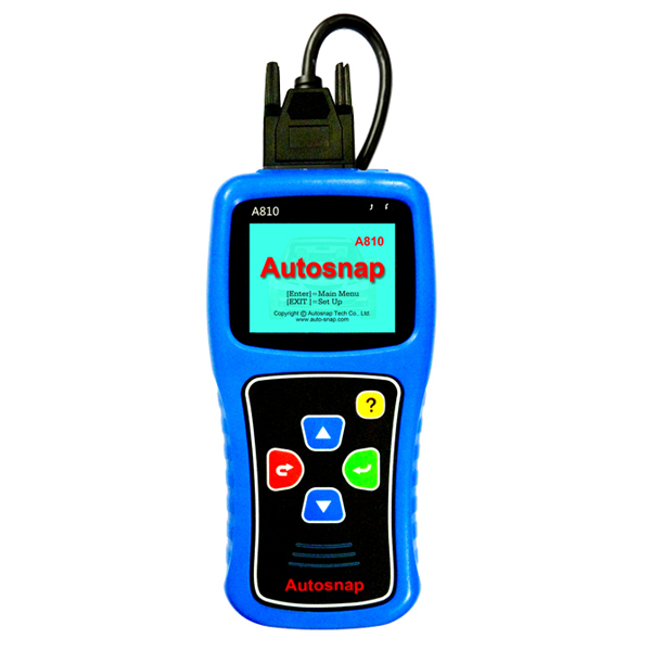 AUTOSNAP® A810 OBDII EOBD Scan Tool