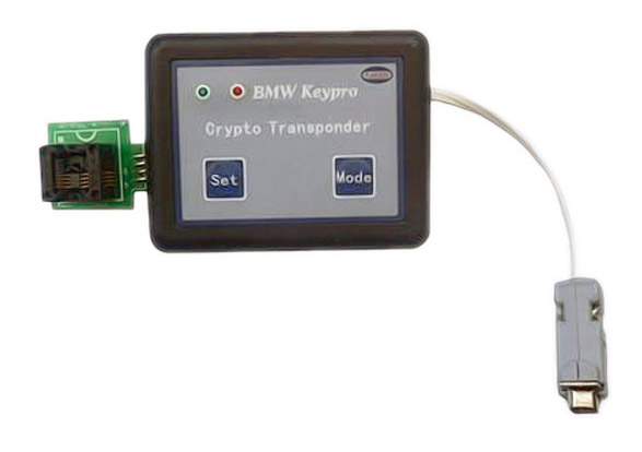BMW Transponder Key Programmer