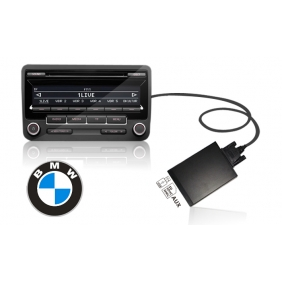 BMW 10Pin USB+SD MP3 Adapter