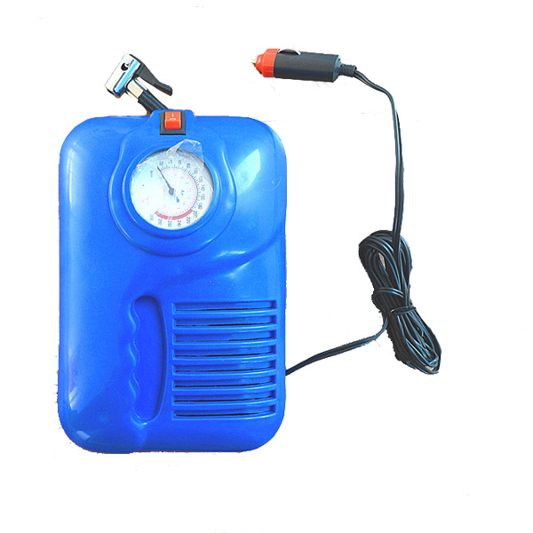 Car/Auto 12V Electric Pump Air Compressor/Tyre Inflator