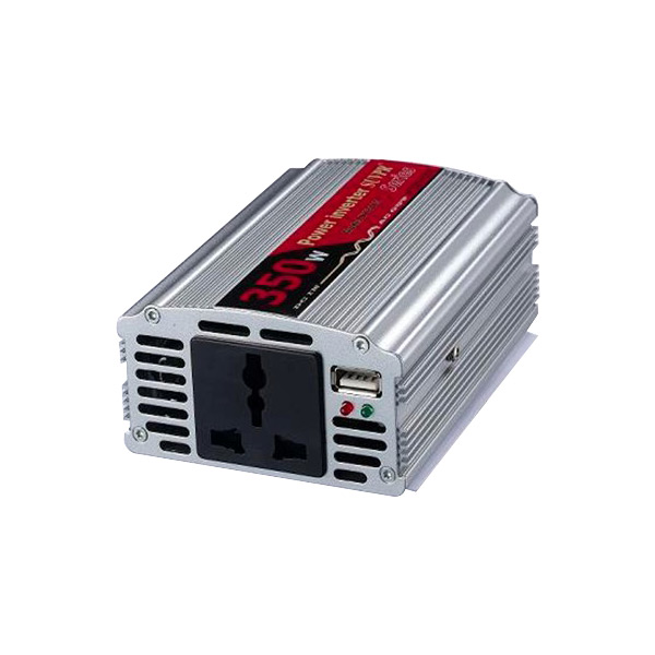 350W USB Car Inverter DC 12V to AC 110V