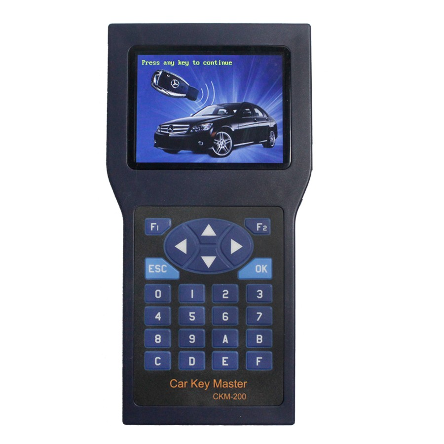 CKM200 Car Key Master Handset with 30 Tokens