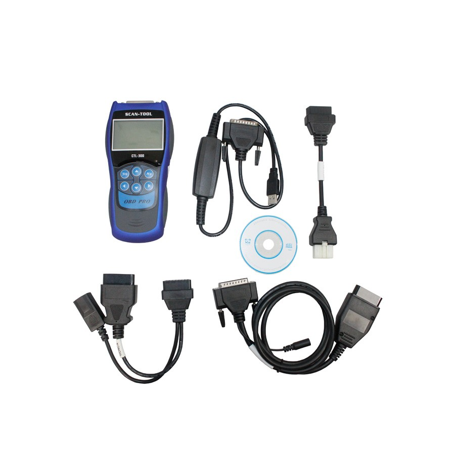Chinese Car Remote CR-PRO 300 and Key Programmer