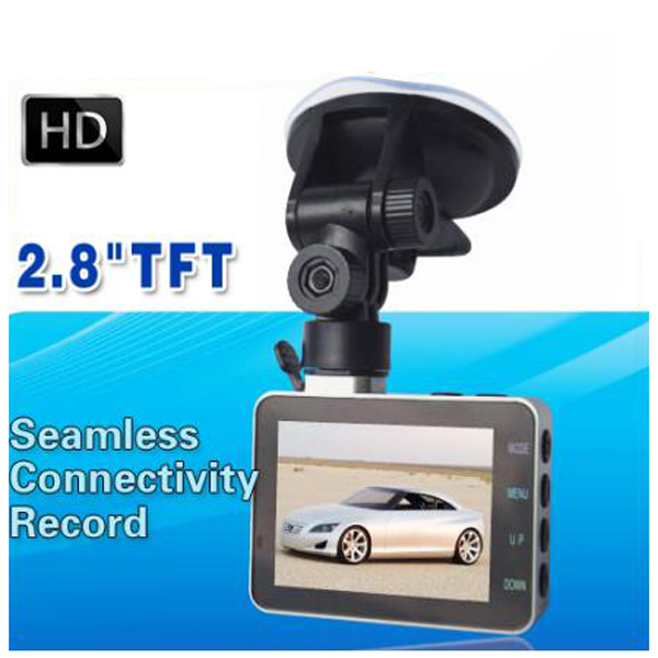 H264 HD 1080P Car Vehicle Dash Dashboard DVR Camera Seamless Cam Video Recorder