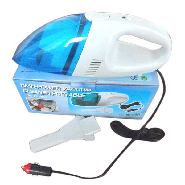 High-Power Portable Handheld Vacuum Cleaner for Car