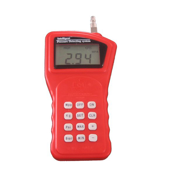 Intelligent Pressure Detector WDF-2088 Red/black