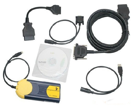 Multi-Di@g Access J2534 Pass-Thru OBD2 Device