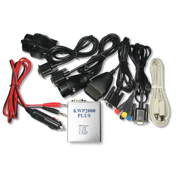 ChipTuning OBD tool KWP2000+ KWP 2000 PLUS ECU Flasher
