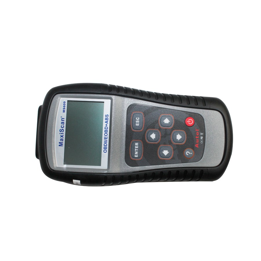 MS609 MaxiScan® OBDII/EOBD Scan Tool diagnosis for ABS Codes