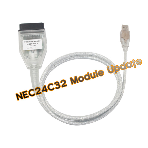 NEC24C32 Update Module V1.3.1 Micronas OBD TOOL (CDC32XX) for Volkswagen
