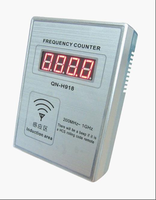 Mini Frequency meter