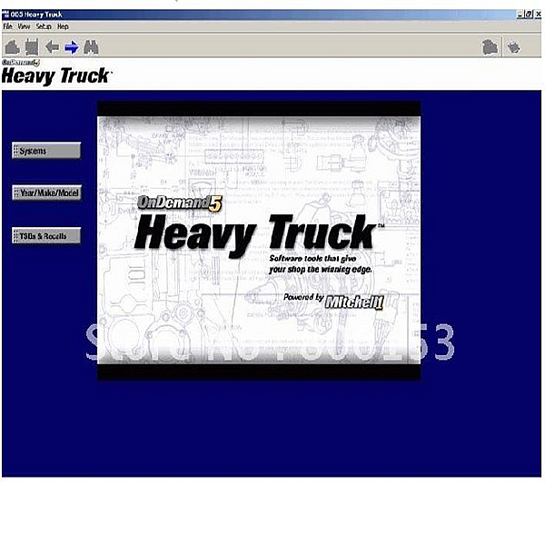 Heavy Trucks Mitchell OnDemand 5  Edition