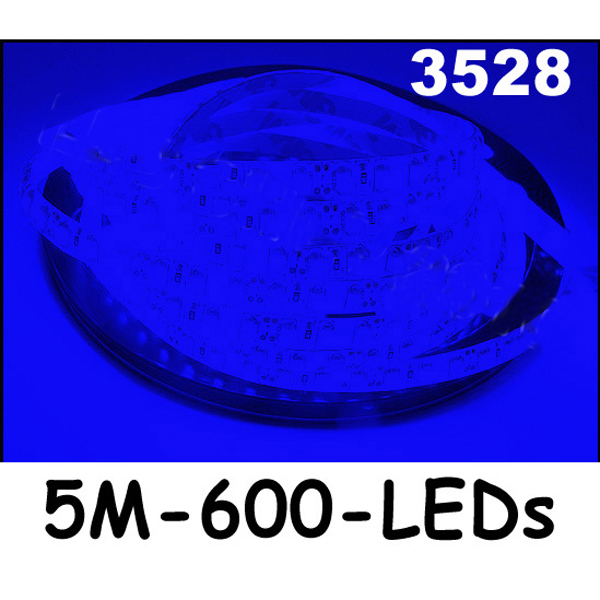 New 5M 5050 SMD LED Waterproof Flexible Strip 150 LEDs Blue/ Yellow/Red/White