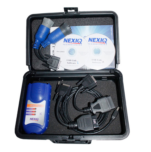 Diesel Truck Diagnose Interface NEXIQ 125032 USB Link + Software