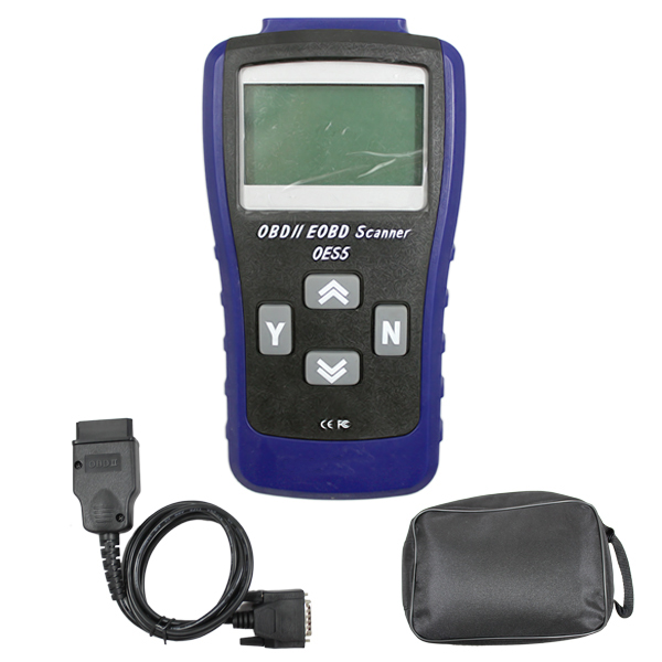 Car Diagnostic OES5 OBD2 CAN-BUS Scanner Tool
