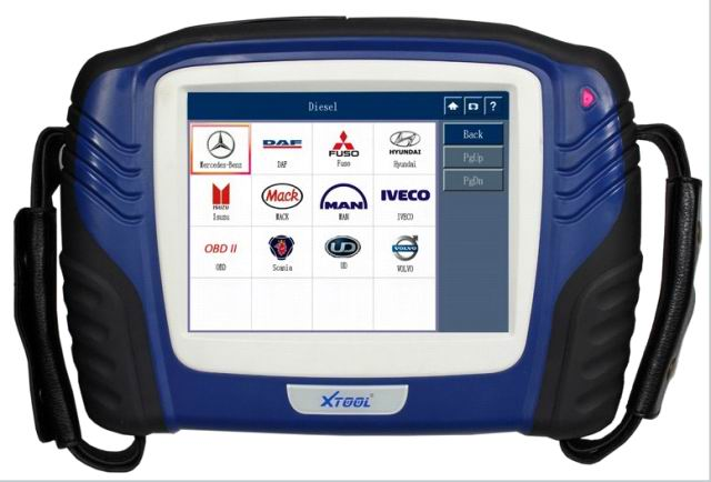 Truck Professional Diagnostic Tool PS2