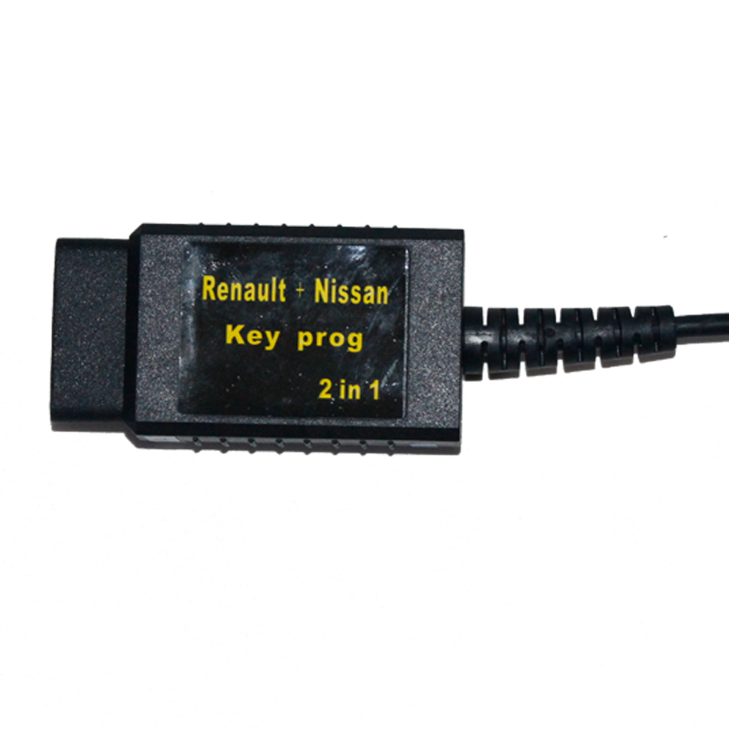 Renault+Nissan 2-in-1 key prog