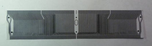 Ribbon cable for BMW E39 / E53 MID unit of radio 5pcs/Lot