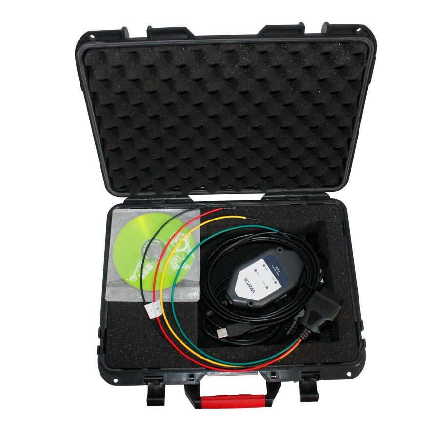 Scania VCI 2 Truck Diagnostic tool