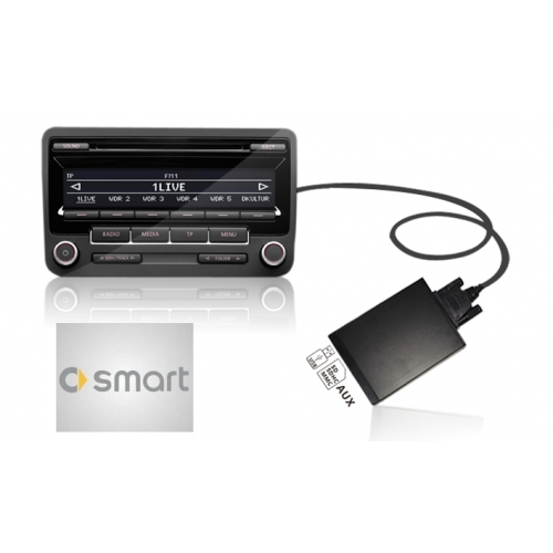 Smart USB+SD MP3 Adapter