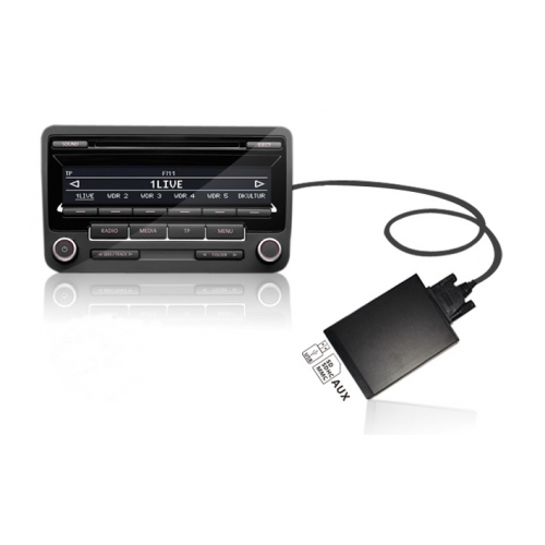 Sony USB+SD MP3 Adapter