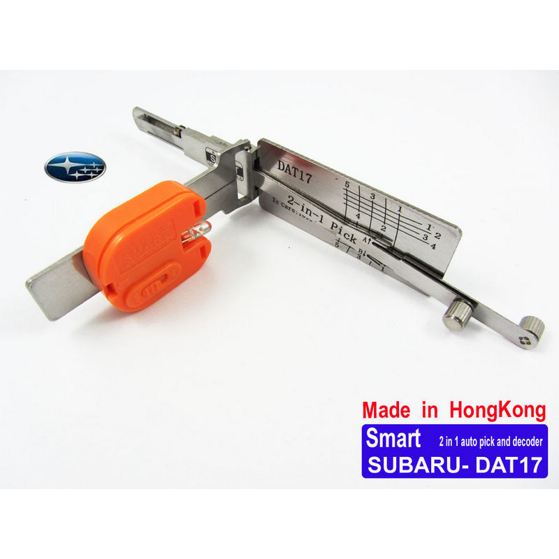 LISHI SUBARU DAT17 2 in 1 Auto Pick and Decoder