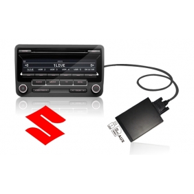 Suzuki/Clarion USB+SD MP3 Adapter Interface(14 PIN SERIES)