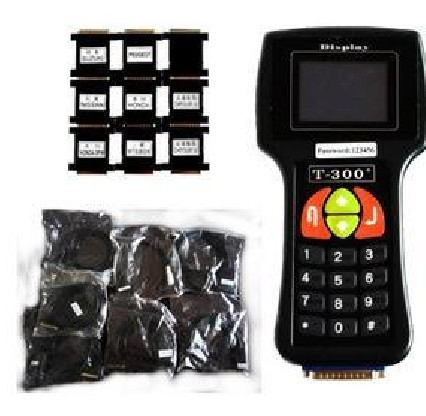 T300 key programmer Language: English Version: 9.99