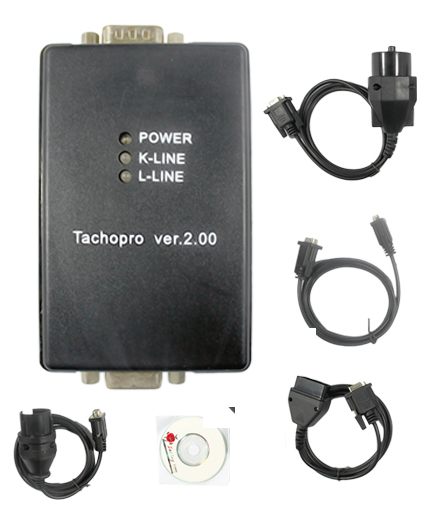 Odometer Correction Mileage Tool Tachpro Kit 2.0 Version