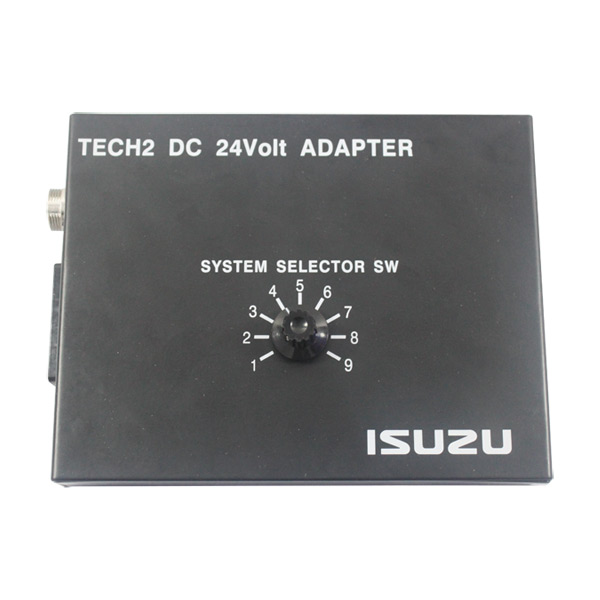 TECH2 DC 24Volt Adapter ISUZU