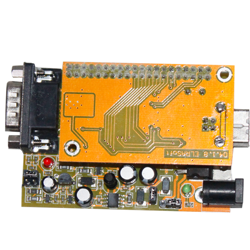 UUSP UPA-USB Serial Programmer Full Package V1.2 B Yellow