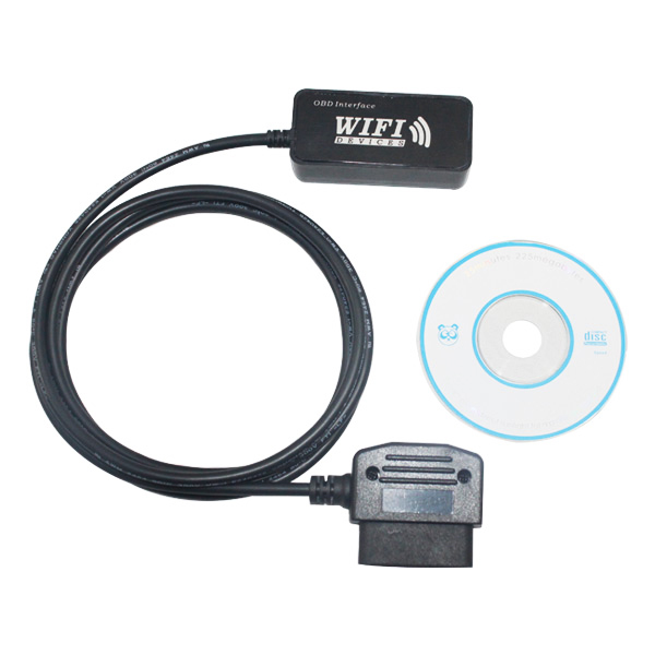 WiFi Wifi327 OBD-II Car Diagnostics Tool for Apple iPad iPhone iPod Touch